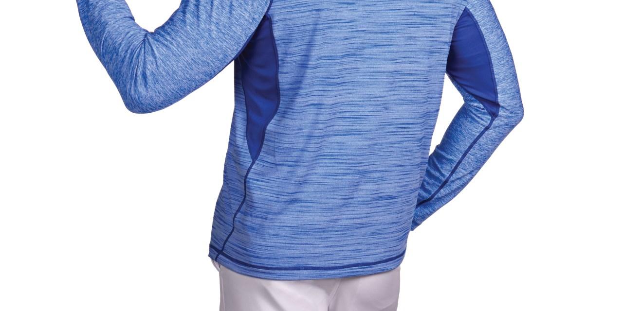 Apparel Review: Antigua Horizon Pullover