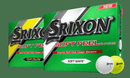 Press Release: Srixon Introduces New Soft Feel Golf Balls