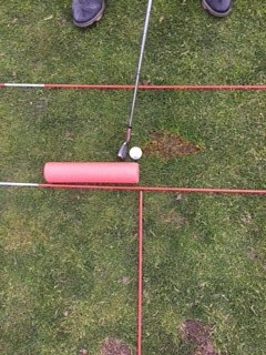 Tom's Featured Tip: Swing Path Correction Training Station