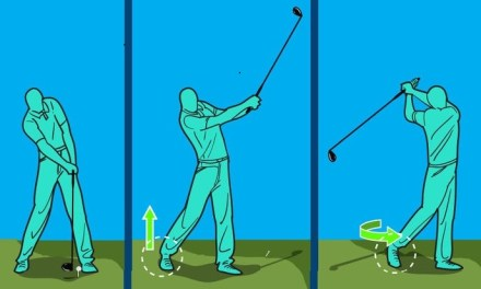 Tom's Featured Tip: Swing Up, Driver and Grip Pressure