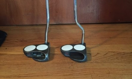 Tom's Featured Tip: Toe-Up Putter and Emotions