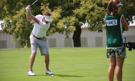 Hanes the Elder and Reichert Atop District Individual; Parker and Shaw Lead Women