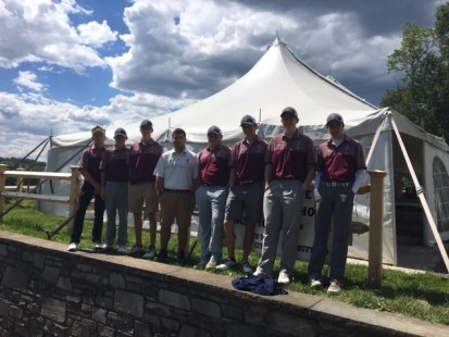 SJCI Contingent at CHSAA
