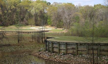RTJ Golf Trail 2018: Gazing Down Capitol Hill
