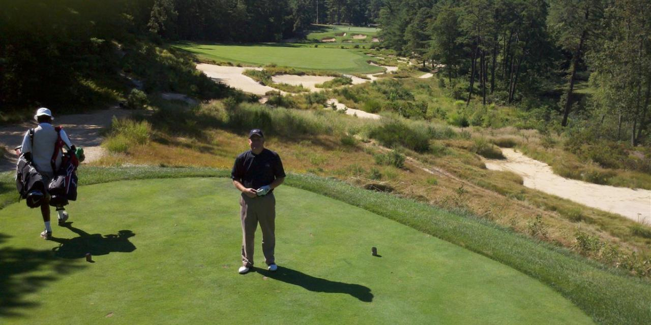 2018 Interview Series: golf course collector Cory Lewis