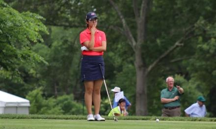 Curtis Cup Musings, Sunday, One O'Clock
