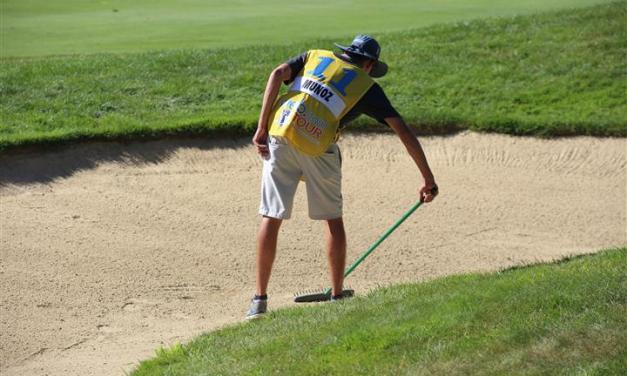 Muñoz in lead after 54 at LECOM Health Challenge