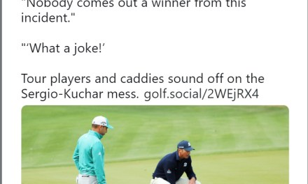 He Said or He Said: Who was in the wrong, Garcia or Kuchar?