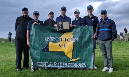 Section VI Boys Golf Squad At Cornell This Weekend