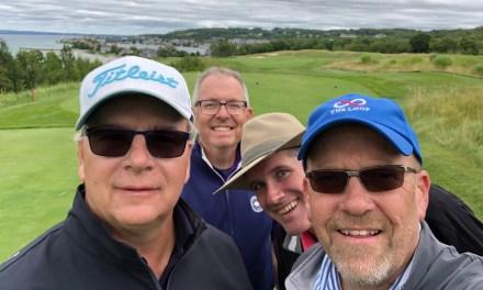 Michigan Run 2019: The friends
