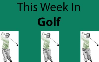 This Week In Golf: November 2-9 of 2019