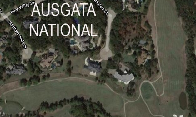Ausgasta National announces Open Masters collaboration
