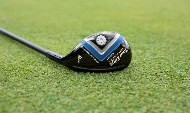 Press Release: Tour Edge Presents New Hot Launch 521 Hybrids
