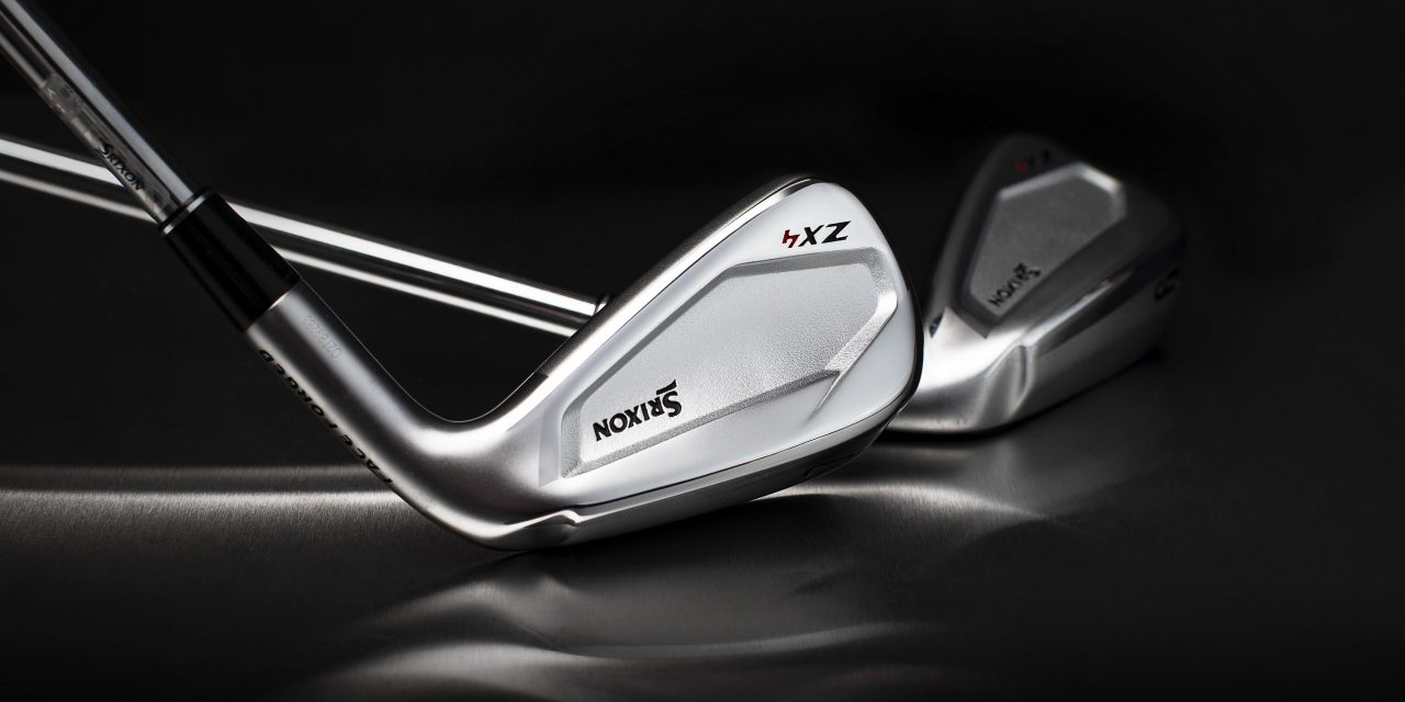 Press Release: Srixon Introduces Forgiving ZX4 Irons