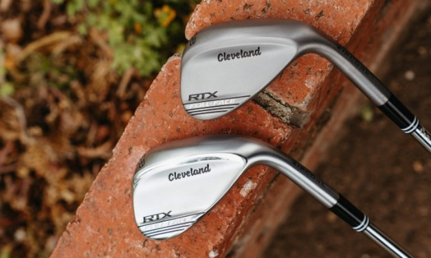 Press Release: RTX Full-Face wedge from Cleveland Golf