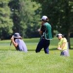 Reichert carries Porter Cup lead into final round