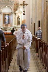 Massmob XII 2015-08-23 Corpus Christi Church - Buffalo,NY ©2015 Arthur Kogutowski