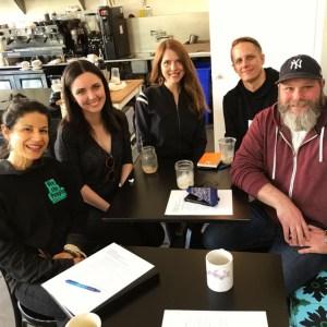 Buffalo Obscura Artist meet up 1