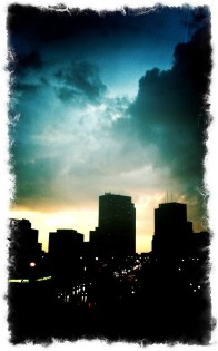 Storm at Sunset 4