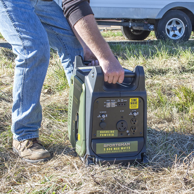 Sportsman I Surge Watt Gas Invertor Generator