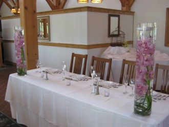 Arrowhead Wedding Flowers Akron NY