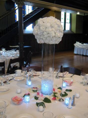 Asbury Hall Wedding Flowers Buffalo NY