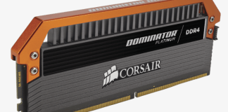 Corsair Limited Edition Orange Series @3400Mhz