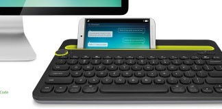 Logitech K480 BT Multi-Device Keyboard Launched in India for ₹ 2795