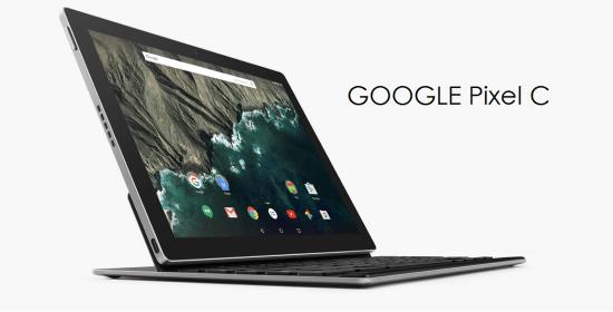 Google Pixel C Smart Tablet
