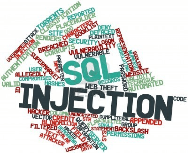 SQL Injection with buffercode