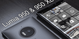First handset under Windows 10 Mobile : Microsoft Lumia 950