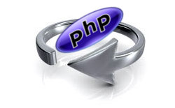 back up restore with php class