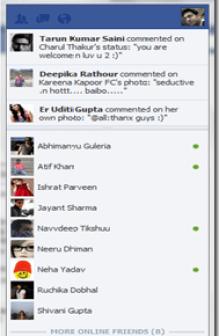 Facebook Messenger Offline Setup