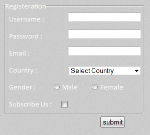preview form before submit