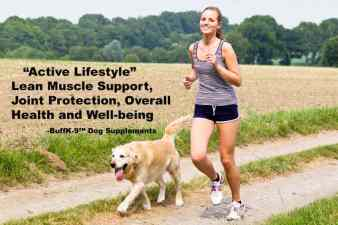 dog training guide buffk9 dog supplements