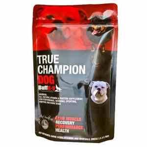true champion dog supplements dog vitamins bulldogs buffk9