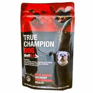 true champion dog supplements dog vitamins bulldogs buffk9