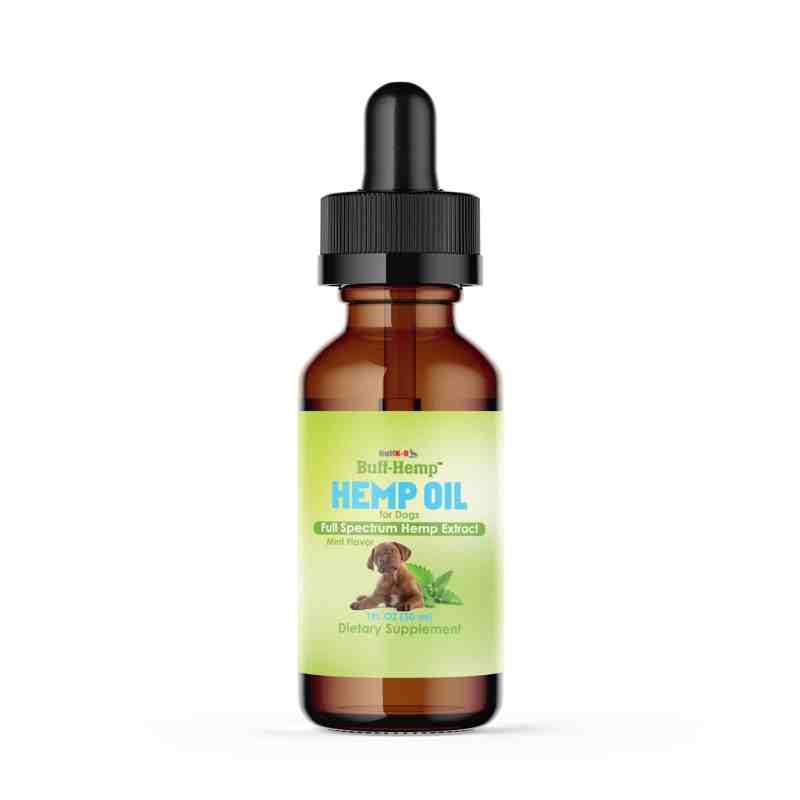 hemp oil for dog buffk9 buffhemp and cats