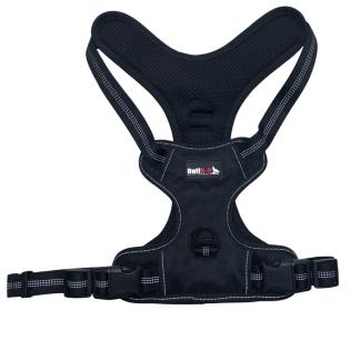 buffk9 tactical padded heavy duty big dog harness