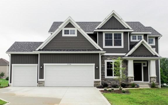 1 Buffum Homes Front Elevation