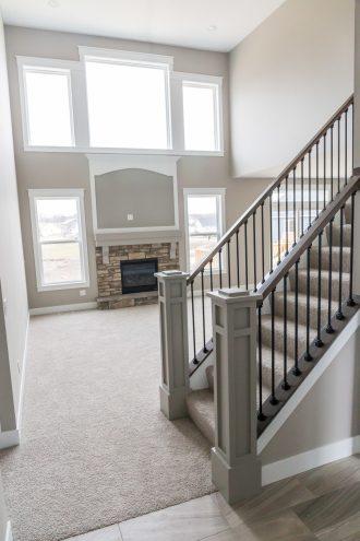 Buffum Homes Living Room