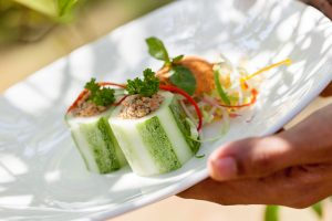 SwaSwara Ayurveda and Yoga on Om Beach_gourmet cuisine (4)