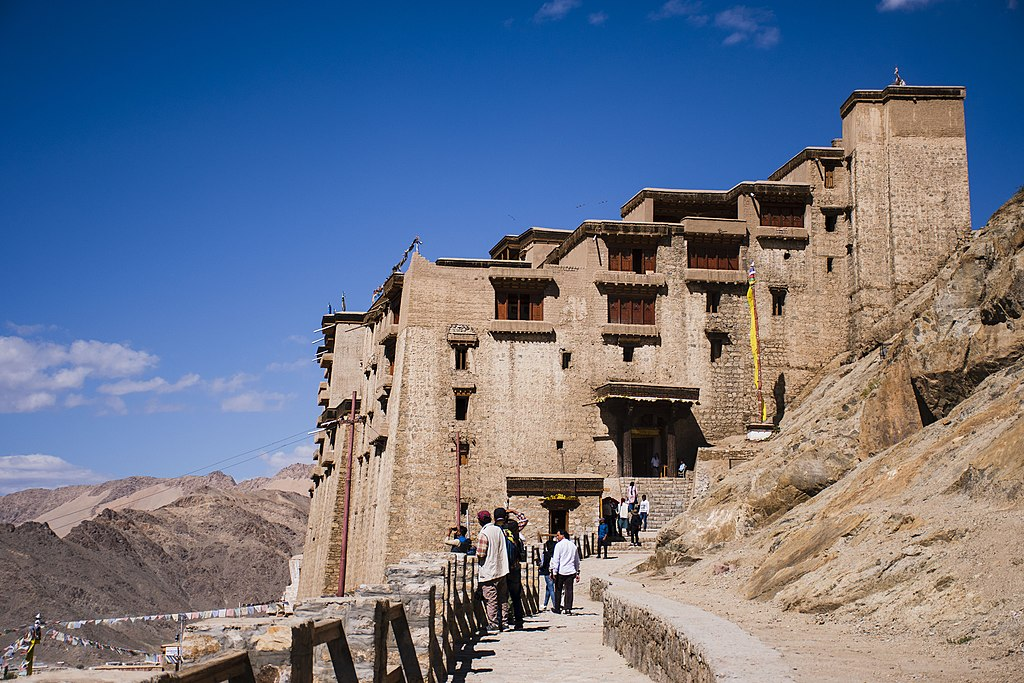 Leh Palace – A Thought-Provoking Beauty