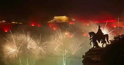 Ein seit Jahrzehnten erfolgreiches Event: Rhein in Flammen in Koblenz. (Foto: Thomas Frey)