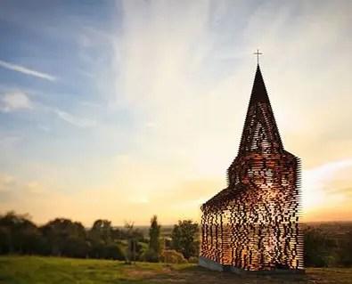 Kirchenneuinterpretation, Booglon, Belgien