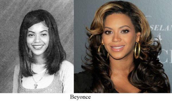 Знаменитости тогда и сейчас (21 фото)