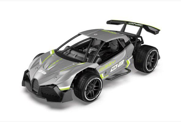 Новый гоночный болид на радиоуправлении (Bugatti)
