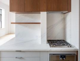 Silver Onyx kitchen countertop