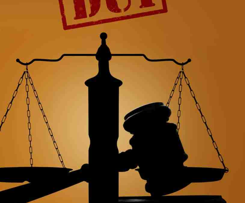 What Happens If You are Convicted of a DUI in Washington?