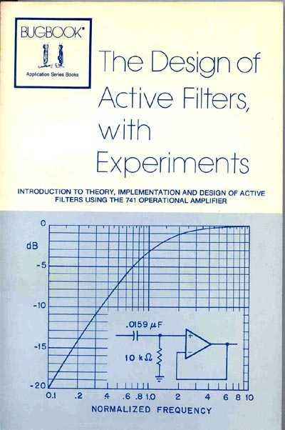 Active filters design